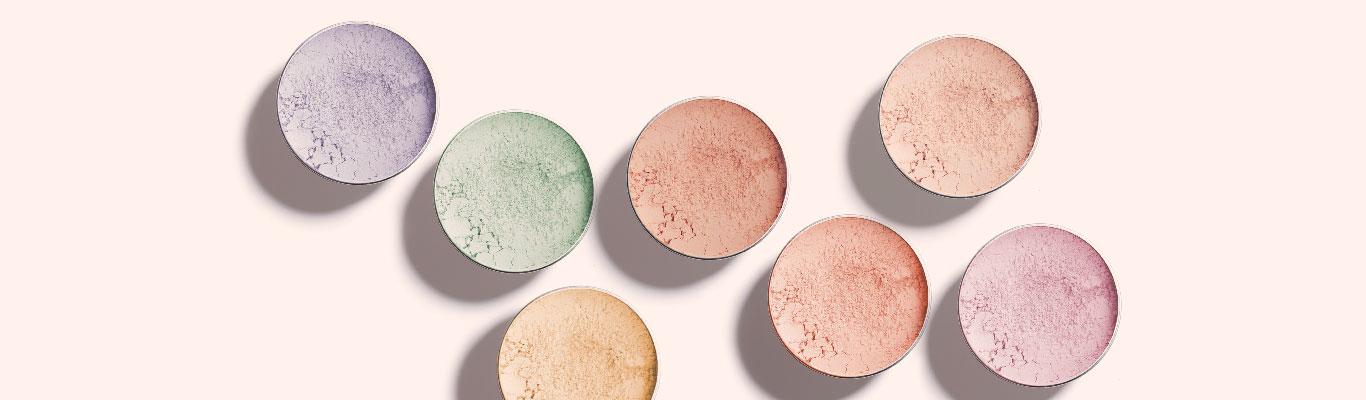 loose powders