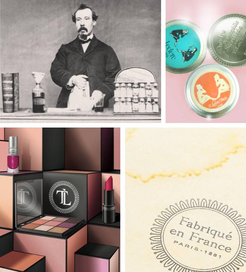 La Maison T.LeClerc : The art of make-up